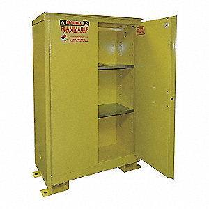 Outdoor Flamm Storage Cbnt,45 gal.,Man