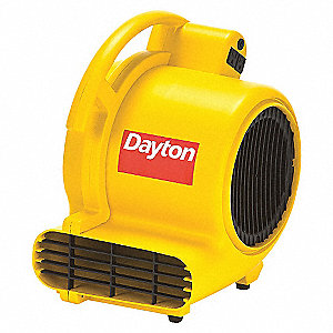 Dayton Blower Portable Air Mover Med Portable Blowers