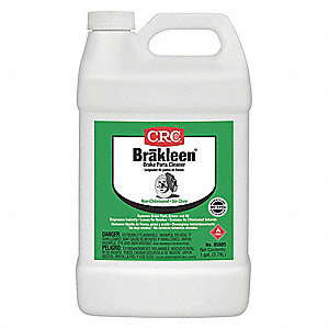 Brake Cleaner and Degreaser;Spray Bottle;1 gal.;Flammable;Non Chlorinated