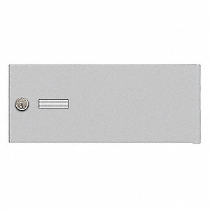 Replacement Door and Lock for 4B+ Mailbox B Size; Includes: (2) Keys
