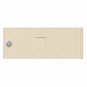 Replacement Door/Lock,CBU,Size B,Sand