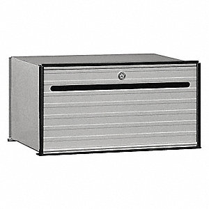 Data Distribution Box,1 Door,Aluminum