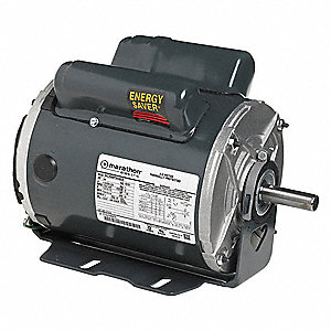 Farm Duty Motor,TENV,3/4 hp,1725 rpm