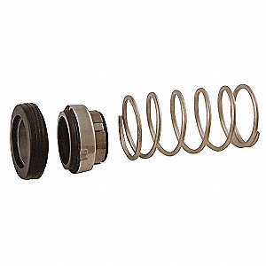 Mechanical Seal for Mfr. No. ES07S, ES05S, JHU10S, JHU07S, JHU05S, JHU15S, PB0512A051, PB0712A071, P