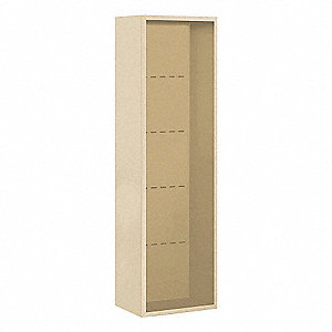 Surface Enclosure,SC 15 Door,Beige