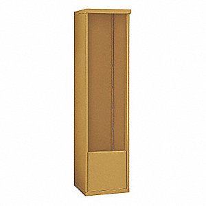 Free-Standing Enclosure,SC 14 Door,Gold