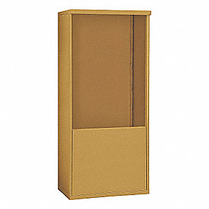 Free-Standing Enclosure,DC 11 Door,Gold