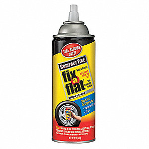 Tire Inflator/Sealant,12 Oz.
