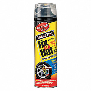 Tire Inflator/Sealant,20 Oz.