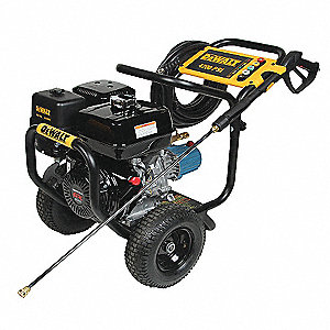 Commercial Pressure Washer, Cold Water Type, 4200 psi, 4.0 gpm