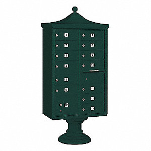 Regency CBU,Private,13 Doors,Green