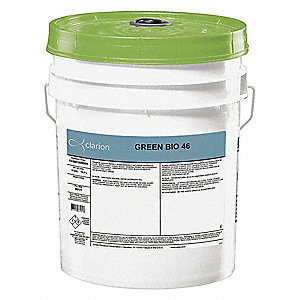 Mineral Hydraulic Oil, 5 gal. Pail, ISO Viscosity Grade : 46