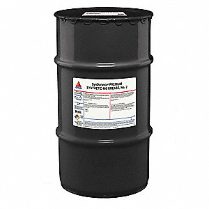 Green Lithium Complex Multipurpose Grease, 120 lb., NLGI Grade: 2