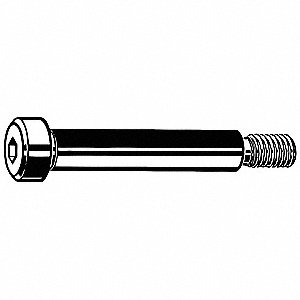 SCREW SHOULDER STL (3/8-16)1/2X1