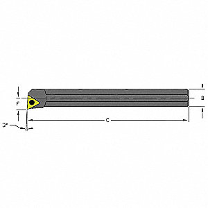 Boring Bar,A10Q STUCL2