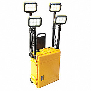 Remote Area Lighting System,12V,Yellow