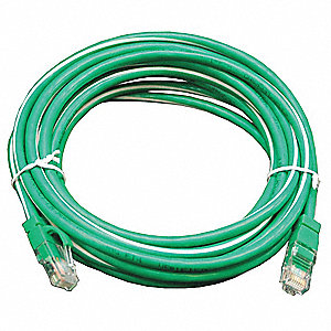 CAT5E Network Cable,10 ft.