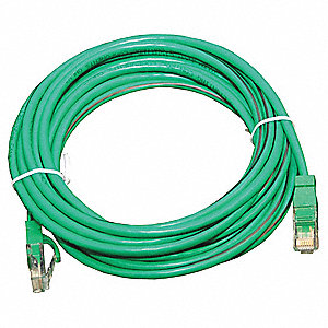 Control System Cable, 15 ft., Plenum Rated For Use With Watt Stopper Digital Lighting Management Sys