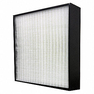 MERV 11 Synthetic Mini-Pleat Filter,24x24x6