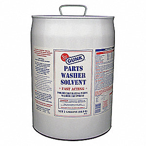 Brake Cleaner and Degreaser;Pail;5 gal.;Flammable;Non Chlorinated