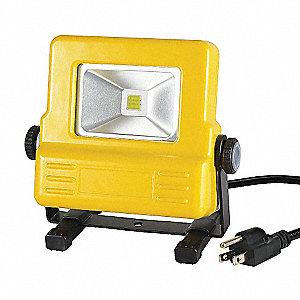 FLOODLIGHT LED PORTABLE 10W COB