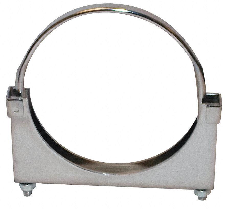 Exhaust And Muffler Clamps