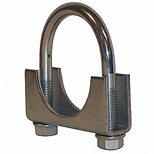 Exhaust Clamp,Light Duty,1-3/8In,PK10