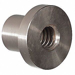 660 Bronze Flange Nut with 7/8-6 Thread Size and 660 Bronze Finish