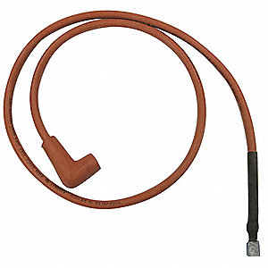 Ignition Cable,1/4 In. QC on Mod,36 In.