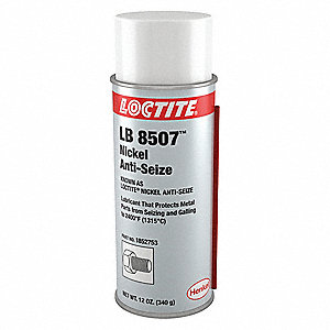 Anti-Seize,12 oz Spray Can,Nickel