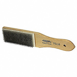 File Card,CS,4-1/2 in. Handle L,Straight