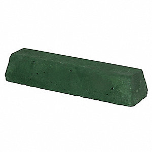 Buffing Compound,Green,5.6 oz.,Bar