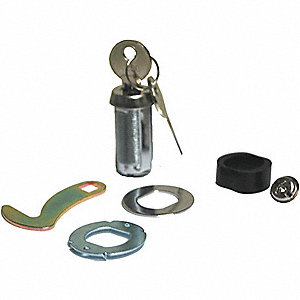 Lock, Keys and  Spacer Kit