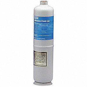 Hydrogen Sulfide Calibration Gas, 116L Cylinder Capacity