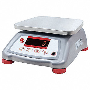 Food Prcssng Scale,SS,0.0002kg/0.005 lb.