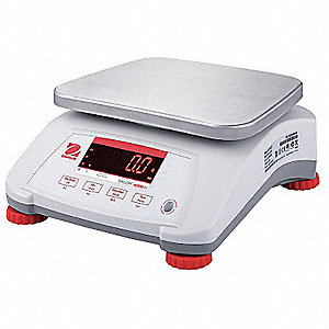 15kg/30 lb. Digital LED Compact Bench Scale