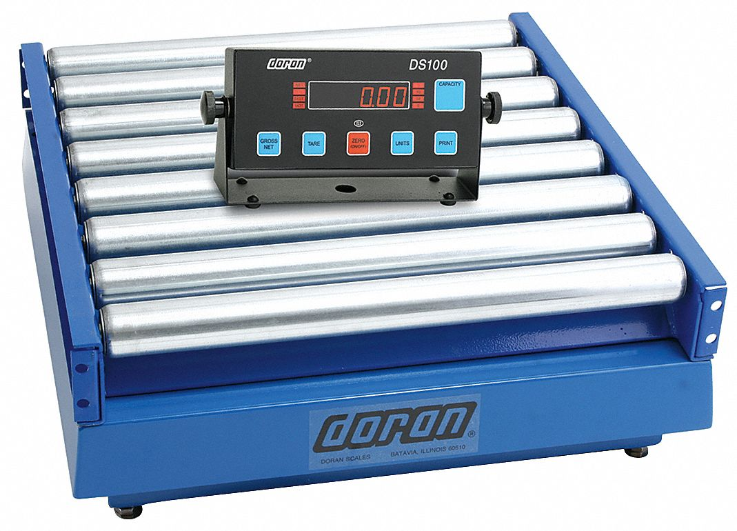 Bench Scale,  Scale Type Conveyor,  LED Scale Display,  Weighing Units kg, g, lb, oz