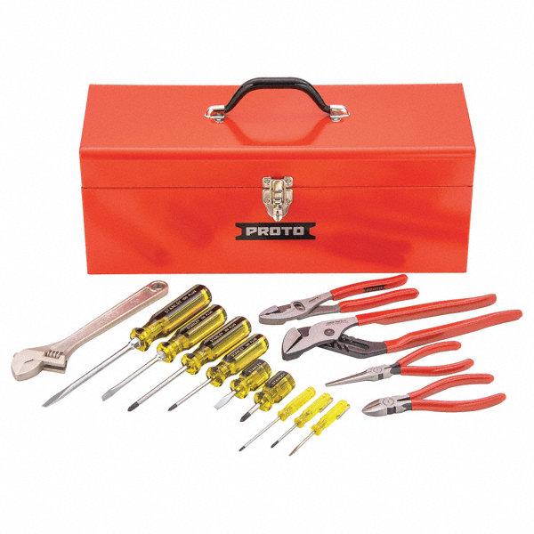 proto 14 pc maintenance tool kit 33ta32 j98314 1 grainger