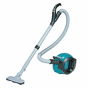 Makita Cordless Canister Vacuum 18v