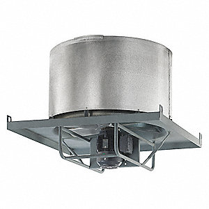 Direct,48in,Roof,Exh,28600CFM,3PH,3HP,XP