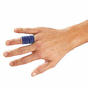 Ring Scratch Guard, Navy, Nylon/Spandex, Size One Size Fits All