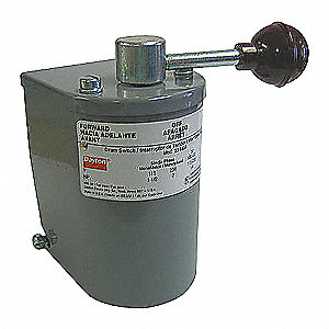 DRUM SW,REV,MAIN,2HP 3PH230V,ST HDL