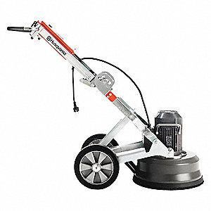 husqvarna planetary drive floor grinder,2 hp,220v - 33ud61|pg450-1