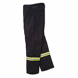 "Navy Pants, UltraSoft®, Fits Waist Size: 44"", 36"" Inseam, 12.4 cal./cm2 ATPV Rating"
