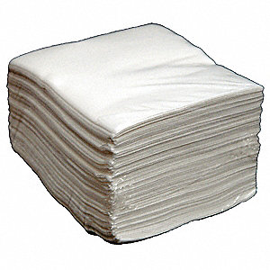 Disposable Wipes,13 x 13 In,White,PK900