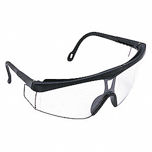 V50 CUDAS Anti-Fog, Scratch-Resistant Safety Glasses, Clear Lens Color