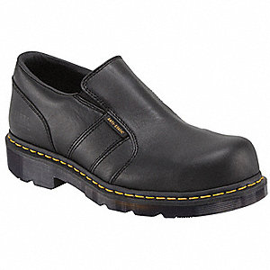 Work Boots,14,Medium,Slip On,Black,PR