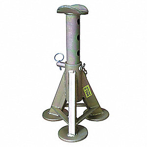 11 x 11 Jack Stands&#x3b; Lifting Capacity (Tons): 2.5 Per Stand
