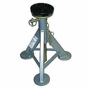 12 x 12 Flat Top Jack Stands&#x3b; Lifting Capacity (Tons): 3 Per Stand