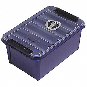 Respirator Storage Box,SR200 Full Face
